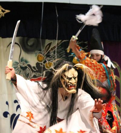 溝口神楽団 滝夜叉姫6