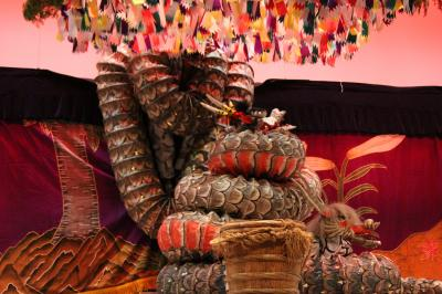 高野神楽団 大蛇3