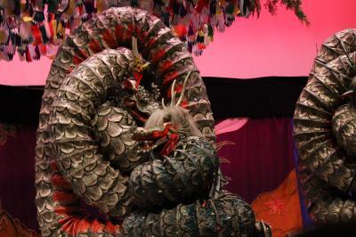 高野神楽団 大蛇4
