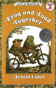 Frog Toad Together