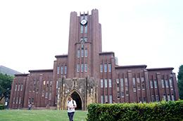 150801東京都 安田講堂