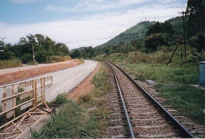 2015-3-16タイの鉄道バンコク方面