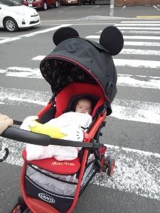 横断歩道わたってます♪ (225x300)
