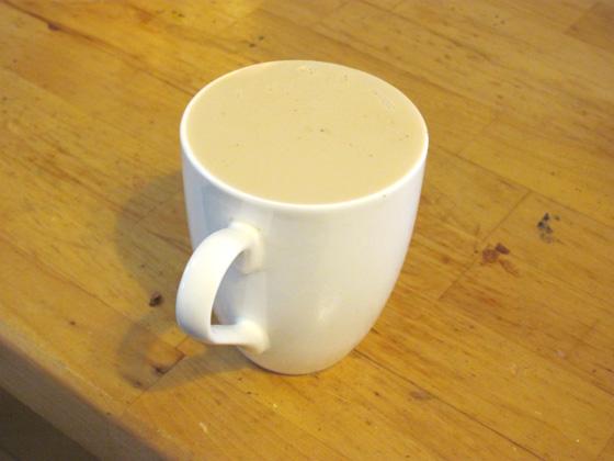 表面張力紅茶