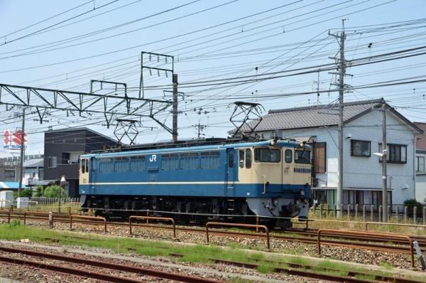 PF2121単機回送(2015年5月30日)