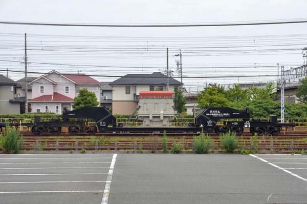 シキ1001@西浜松(2015年7月11日)