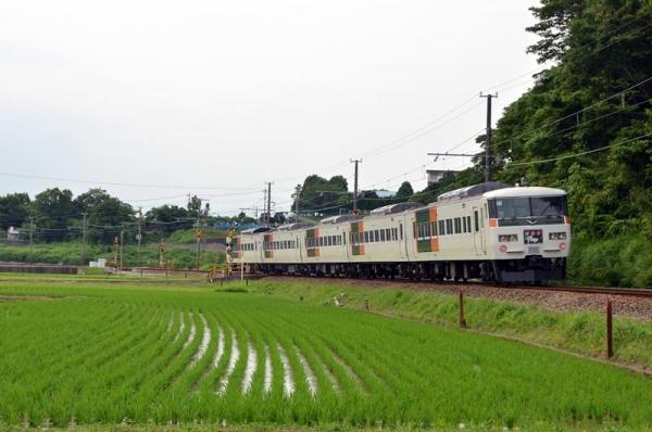 JR185系