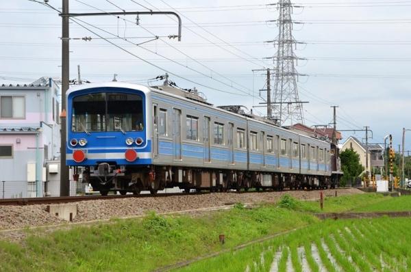 5000系電車甲種輸送列車(2015年6月22日)