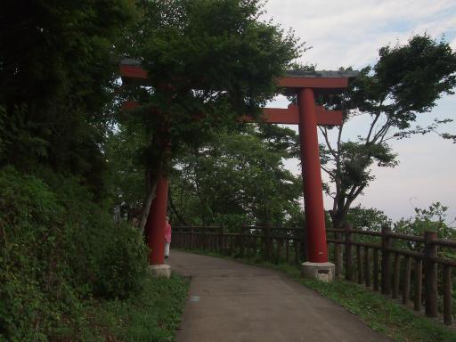 20150726・御岳山空20