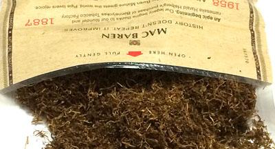 MACBAREN_PURE MACBAREN マックバレン・ピュア マックバレン 無添加シャグ 手巻きタバコ RYO ADDITIVE FREE