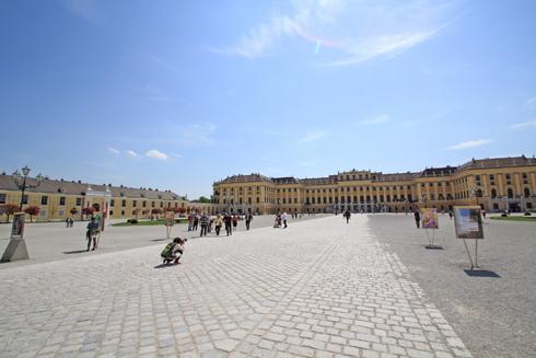 シェーブルン宮殿2015-4