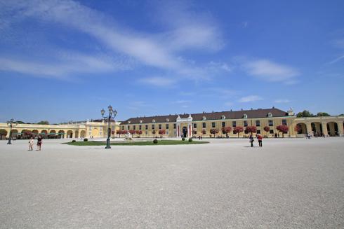 シェーブルン宮殿2015-6