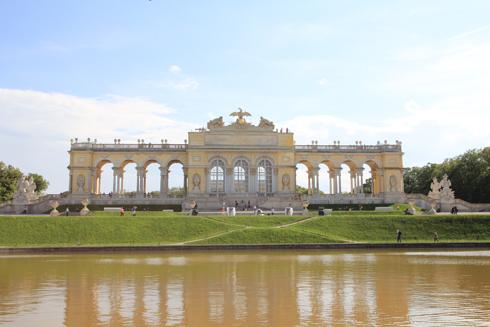 シェーブルン宮殿2015-20