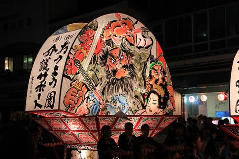 弘前ねぷた2015(1)-8