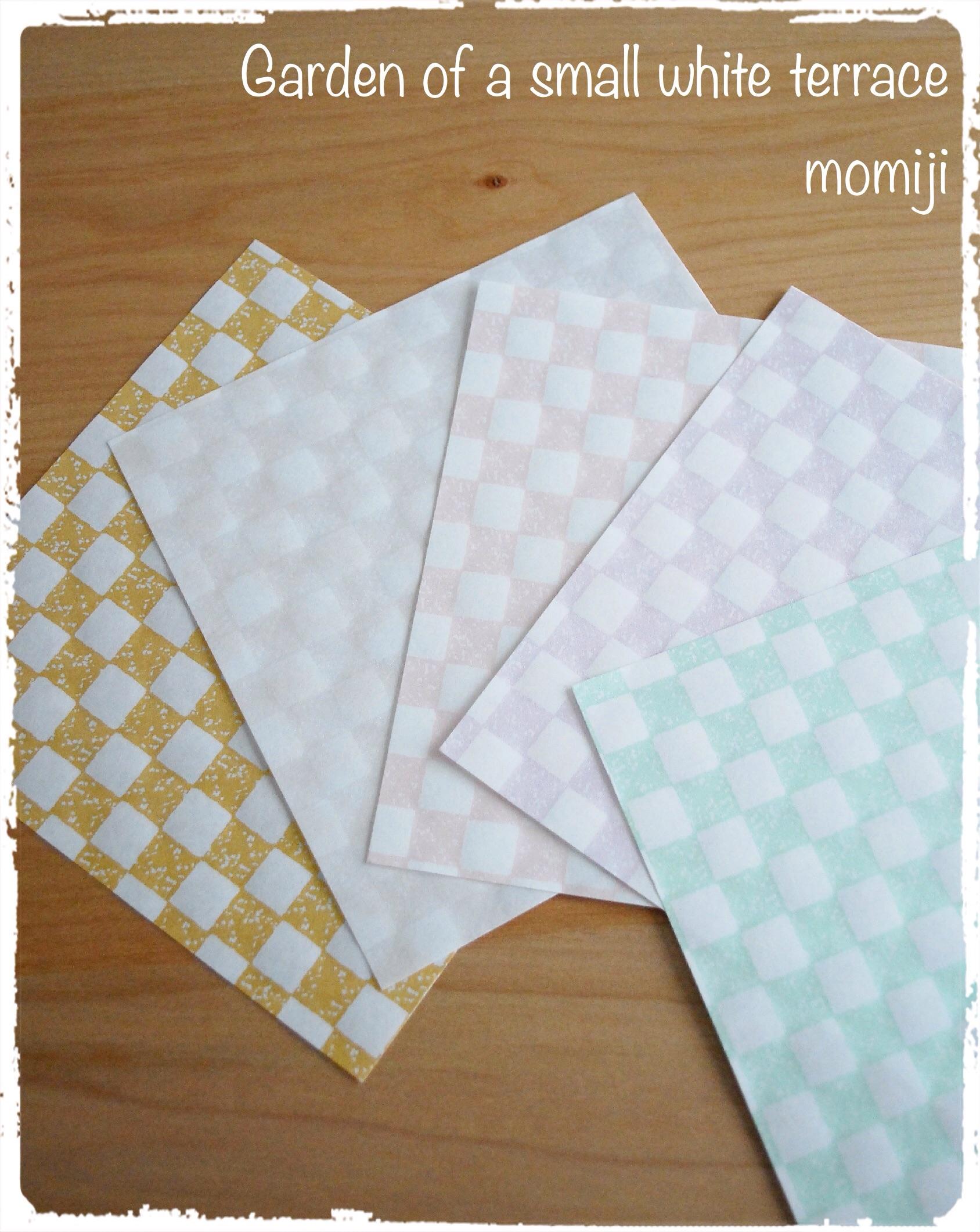 和柄 折り紙