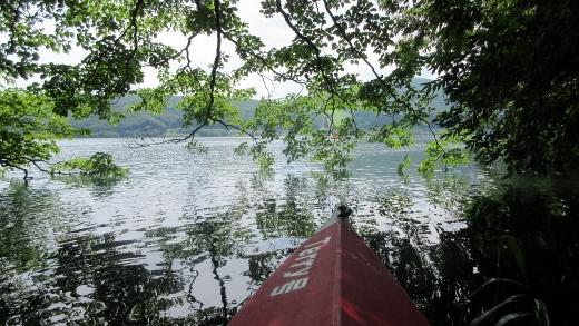 7月19日今年初めての青木湖カヌー (1) (520x293)