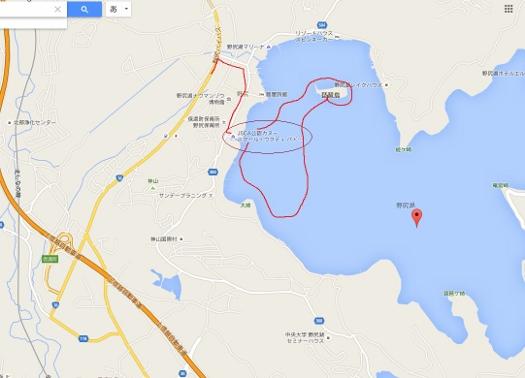 8月2日野尻湖カヌー (1) (525x378)