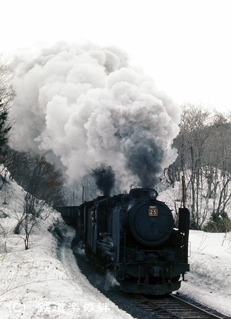 750322夕張鉄道さよなら