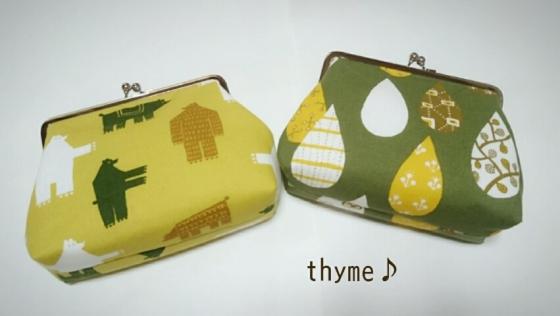 thyme♪