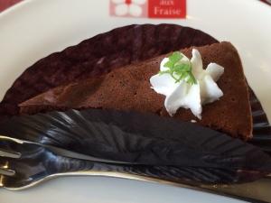 ガトーフレーズ チョコレートスフレ2