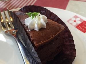 ガトーフレーズ チョコレートスフレ1