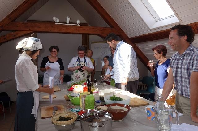 Le cours de cuisine japonaise en suisse for Ecole de cuisine geneve