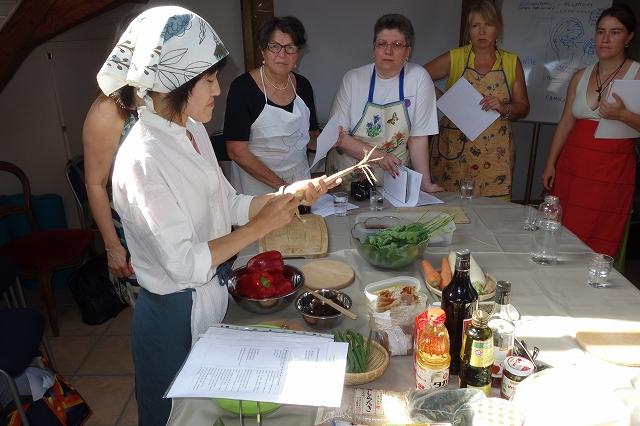 Le cours de cuisine japonaise en suisse - Cours cuisine japonaise ...