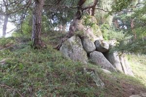 上原城/かまど石