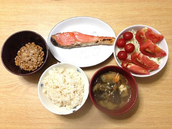 リア充ダイエット講師のバランスの取れた食生活3