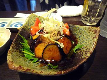 鰆と夏野菜あんかけ (3)