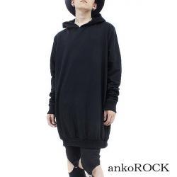 ankoROCKパーカー