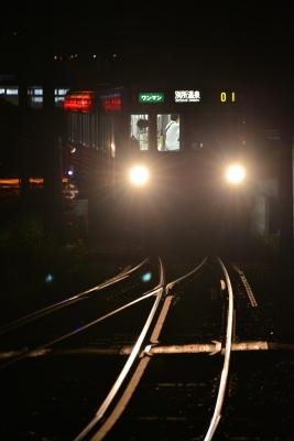 2015年6月12日 上田電鉄別所線 城下 1000系1001編成