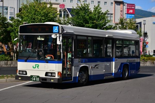 2015年6月28日 JRバス関東長久保線 L427-02506号車