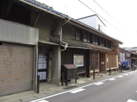 旧商家米屋