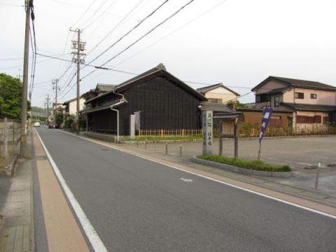 藤川宿駐車場