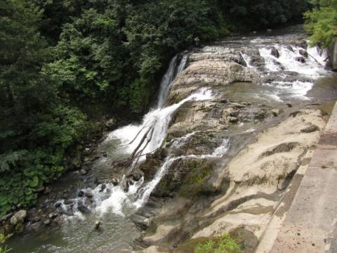 早雲内の滝