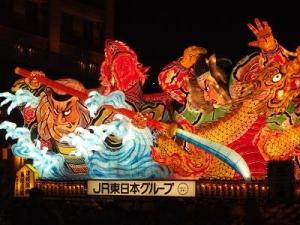 ねぶた2015・JR東日本