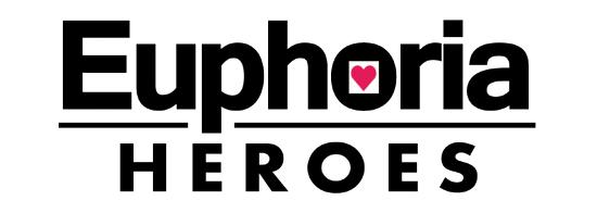 EuphoriaHEROESロゴ
