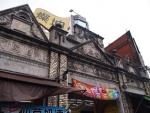 老街で初めて見た建物は燦坤