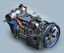 クローラクレーンSCX1200-3環境性画像