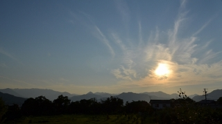 2015711夕陽