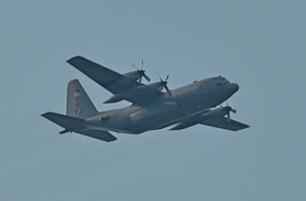 2015720輸送機C-130