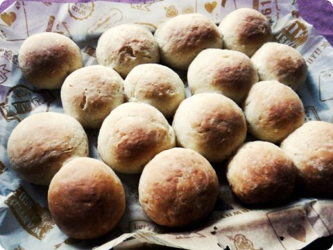 自家製パン4