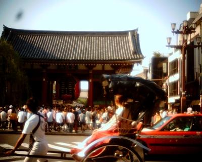 雷門にドンピシャ!2:Entry
