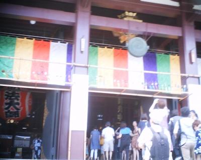 川崎大師平間寺風鈴市2015 その2:R2