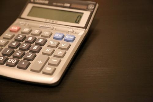 電卓 会計