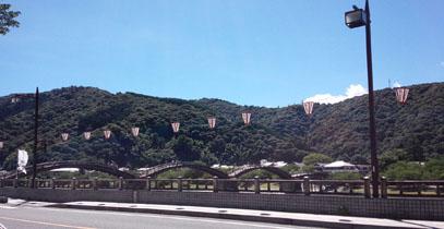 夏色 錦帯橋