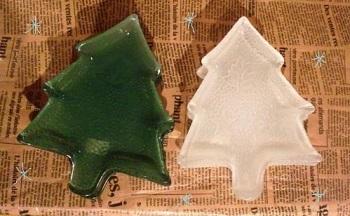 ガラスツリープレート1