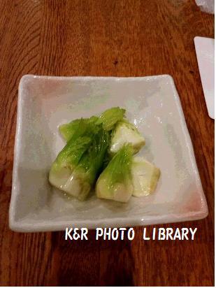 2月22日つぼみ菜の浅漬け