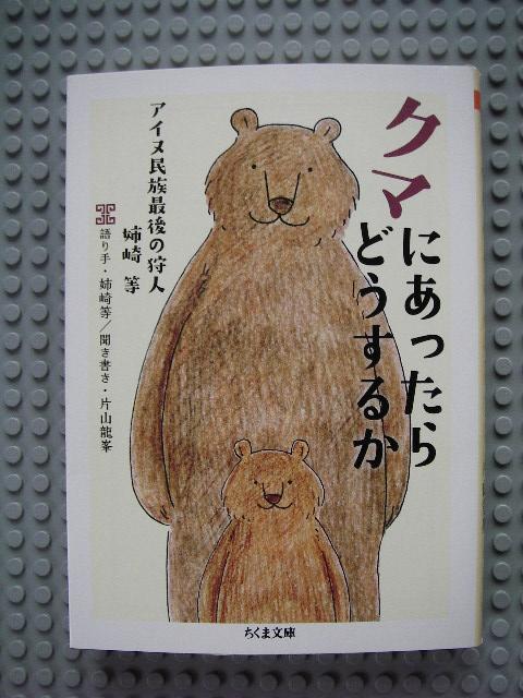 クマにあったらどうするか